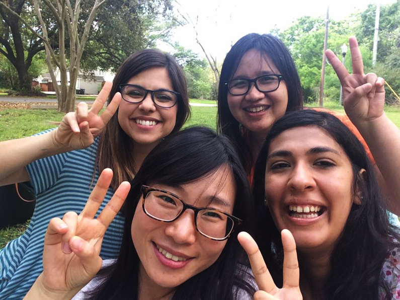 International students catch the vision for mobilization