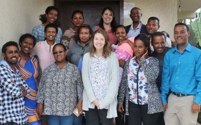Ethiopian families embrace God's mission