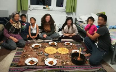 The harvest is ripe and ready among refugees in Germany