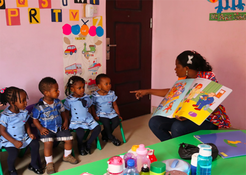 From Nigeria to the nations: How one teacher is touching the world