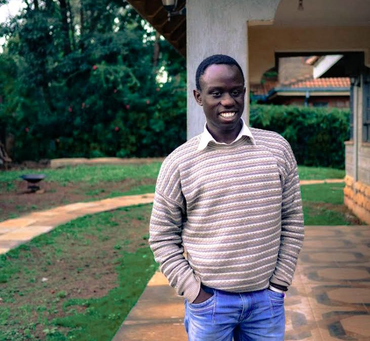 Meet Levi: A student who's obedience to the Great Commission is leading him to the Muslim world